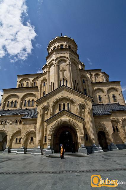 Kościoły Gruzja
