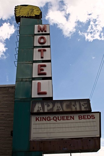 Apache Motel by William 74