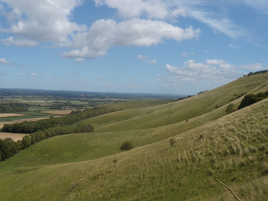 Downs Glynde to Seaford