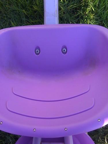 Bucket face