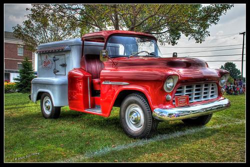 cruise chevrolet truck dream chevy icecream woodward 2009 hdr chev strohs photomatix 3exp gmfyi oldfashionedicecream