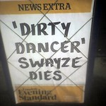 'Dirty Dancer' Swayze Dies