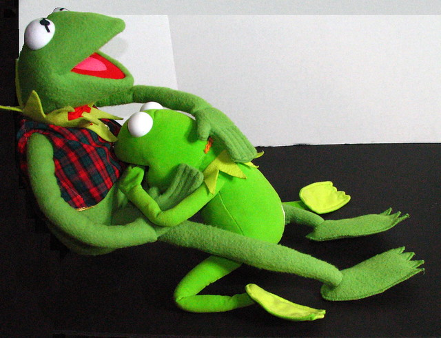 Kermit The Frog Mating