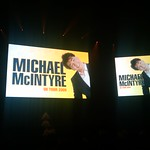 Michael McIntyre at Wembley Arena