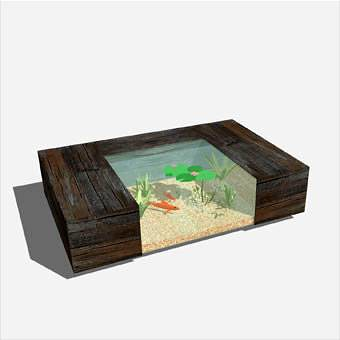 Table basse aquarium 7 flickr photo sharing - Table basse original ...