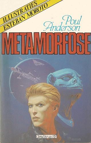 Poul Anderson - Metamorfose (Gradivus 1980)