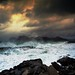 A stormy day in the arctic by steinliland