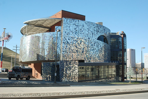 Baltimore, MD - American Visionary Art Museum