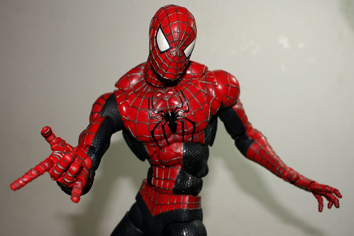 18 Inch Spider Man 2 Toy : Toy photography