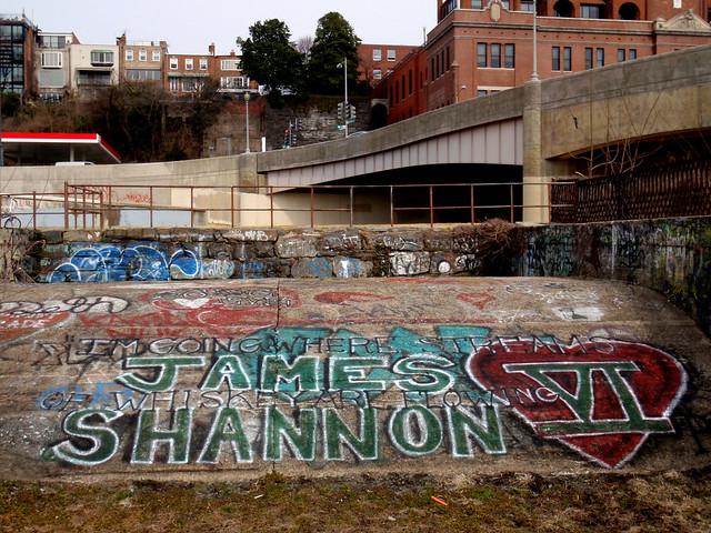 Header of James Shannon