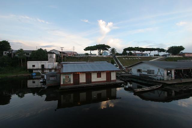 Amazon town