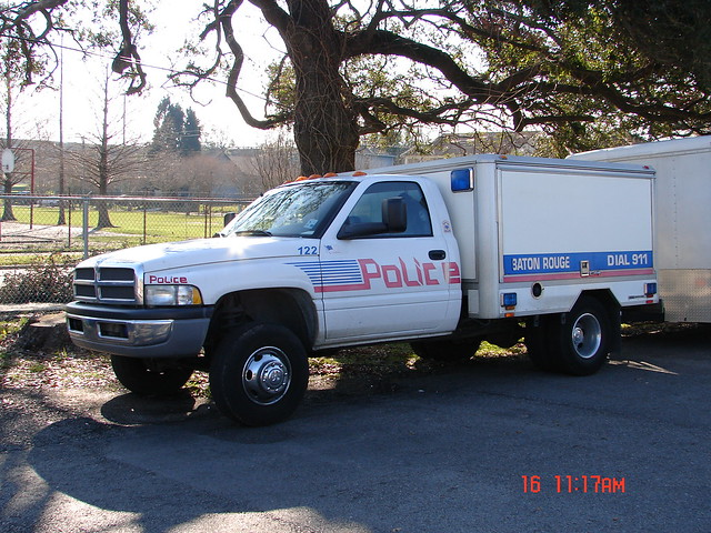 Baton Rouge, Louisiana Police