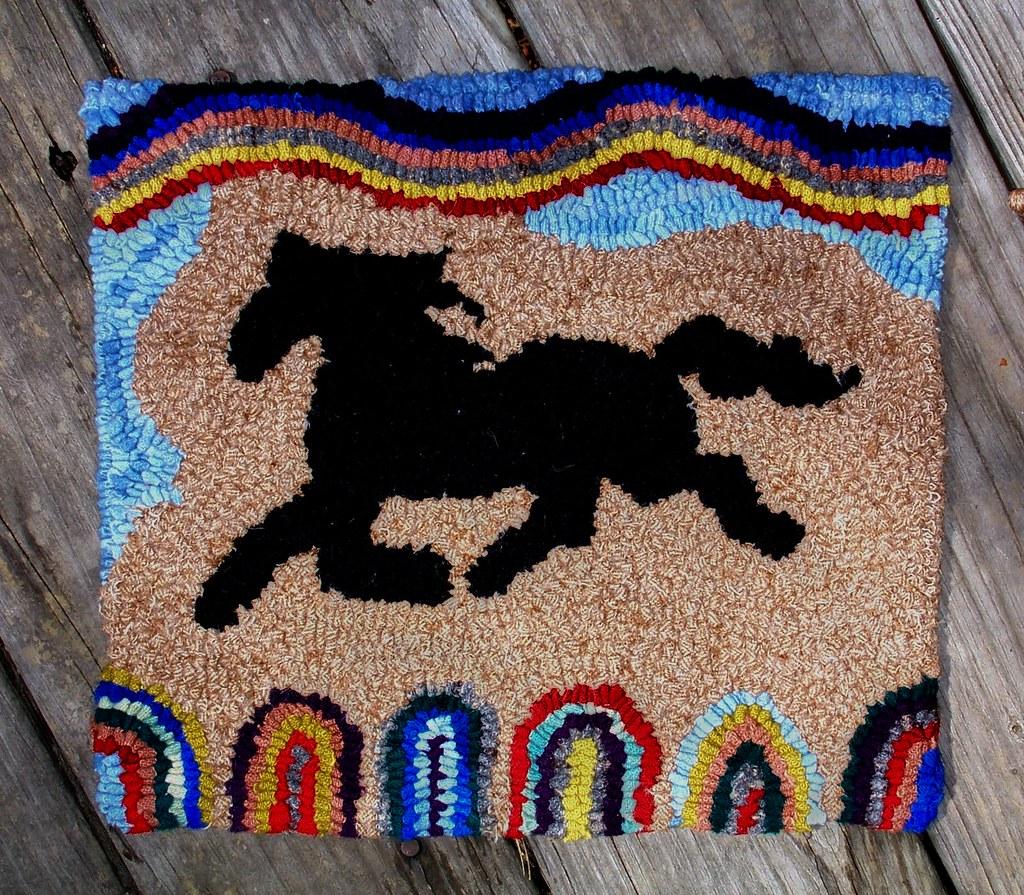 Weathervane Horse Rug