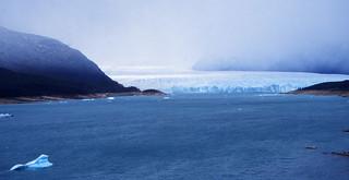 Lake Argentino and Perito Moreno Glacier