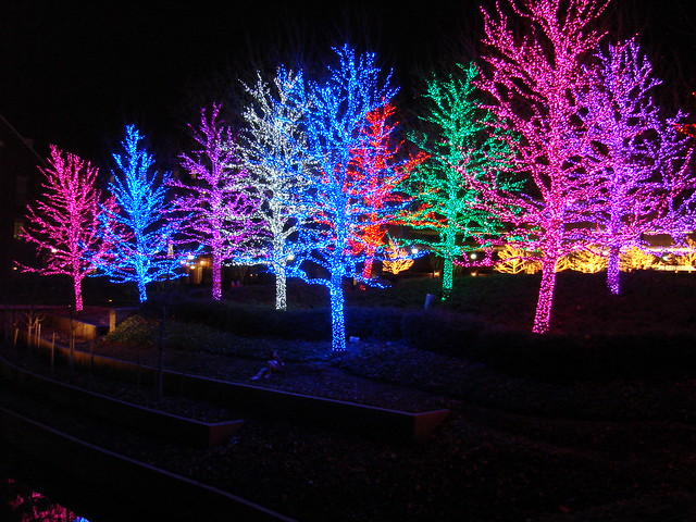 Christmas Lights at Chesapeake Energy - 2008 | Flickr - Photo Sharing!