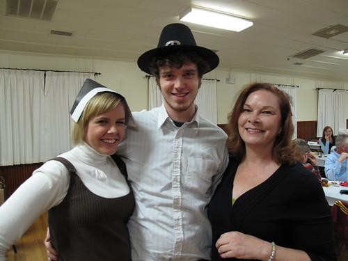 Howdy Pilgrim