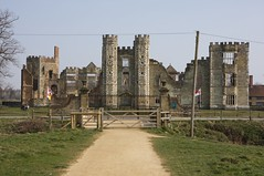 Cowdray House, Midhurst, Sussex