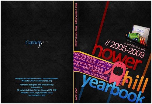 yearbook cover - Yearbook Design Ideas