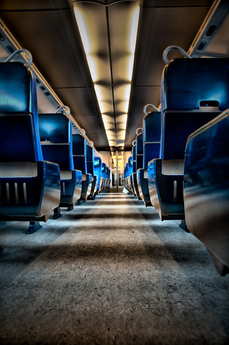 Empty train (explored)