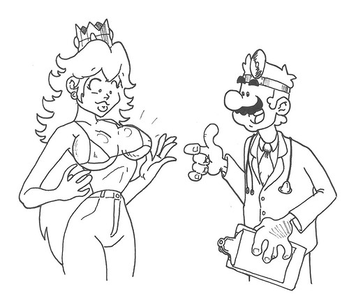 mario 64 coloring pages - photo#36