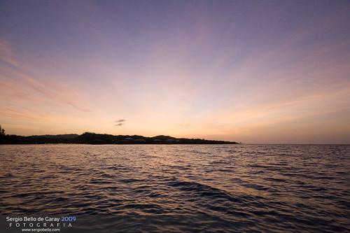 sergio sunrise de island honduras amanecer fantasy roatan 2009 bello garay