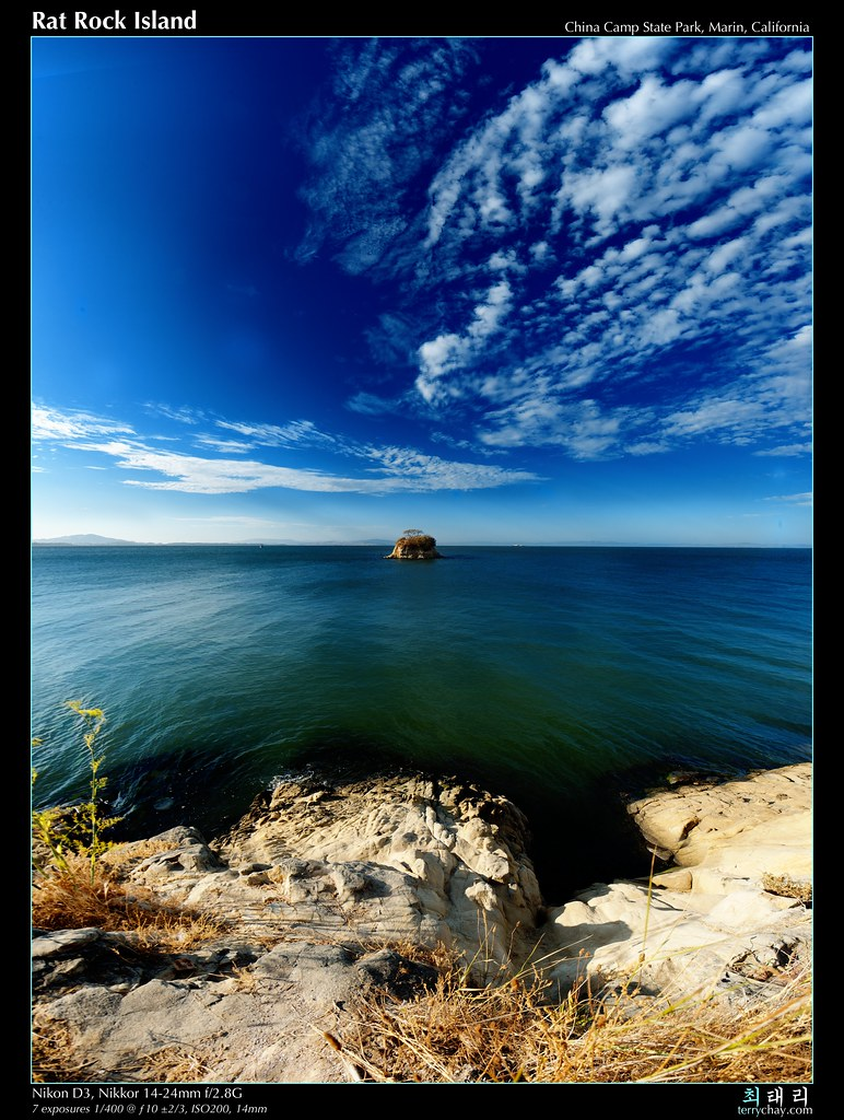 Rat Rock Island by tychay
