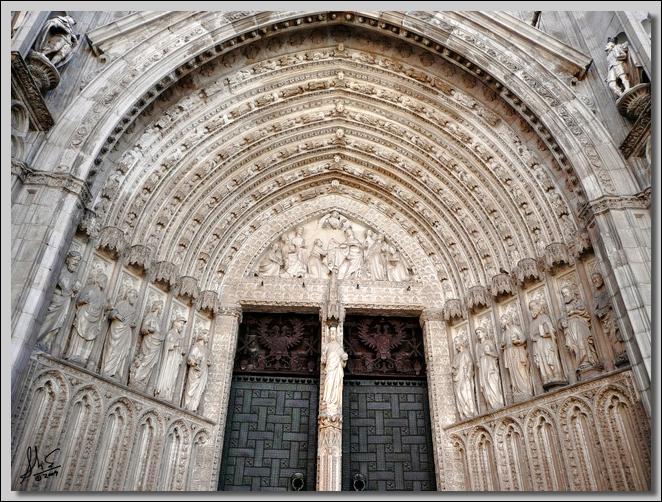 Elliodeabi Algunos Arcos Y Puertas De Toledo