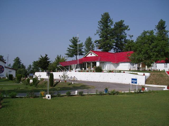 British Raj Old HQ