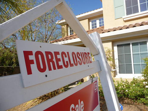 Foreclosure page