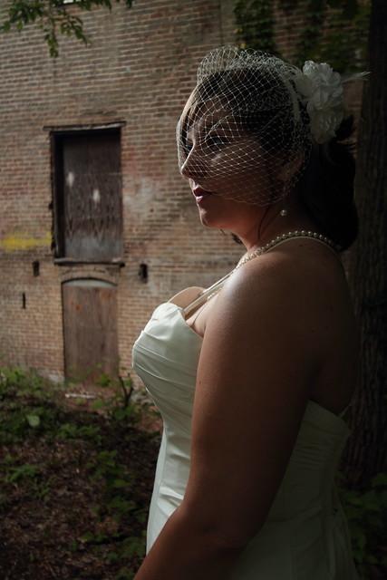 Amie & Joel: Mysterious Bride