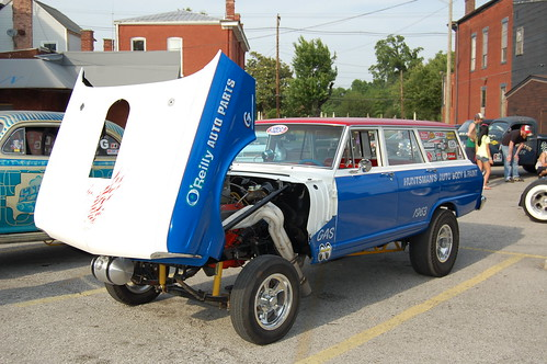 sick station wagon gasser