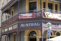 Austral Hotel and Shops, 2014