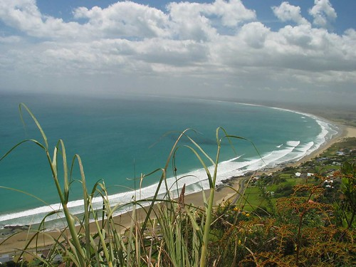 Ahipara Viewpoint.