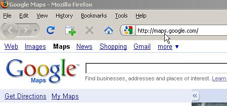 google maps new favicon