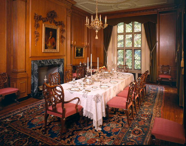 Paine Art Center And Gardens Dining Room Flickr Photo Sharing