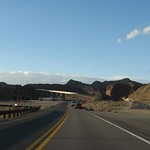 U.S. 93 Between Kingman, Arizona and Hoover Dam