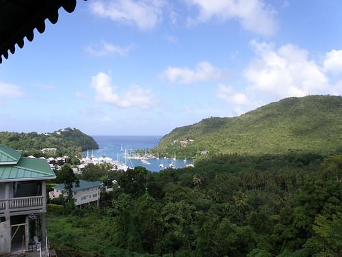 cruise bay view olympus caribbean stlucia marigot sp570