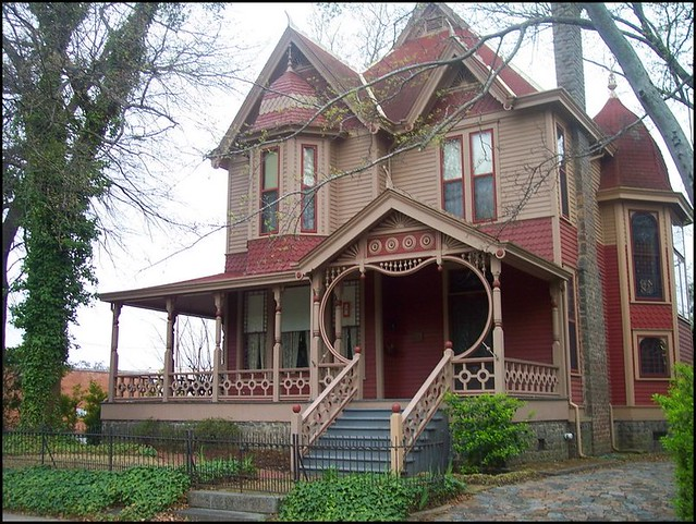 Pretty Victorian House Flickr Photo Sharing