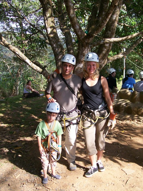 Family Vacations - the canopy adventurers