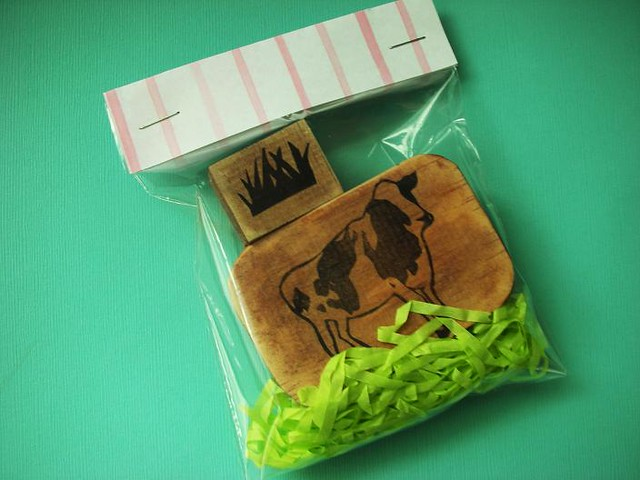 Dont Forget Ivory Coast >> Cow Rubber Stamps