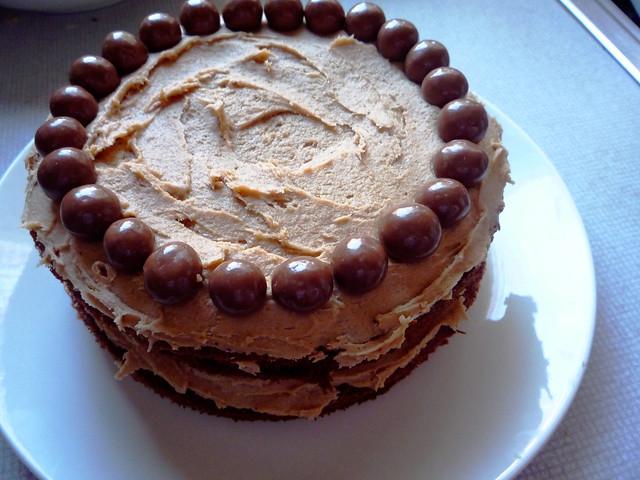 Nigella Chocolate Malteser Cake Recipe