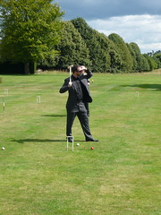 pitch and putt(0.0), professional golfer(0.0), competition event(0.0), golf club(0.0), fourball(0.0), golf(0.0), golfer(0.0), tournament(0.0), sport venue(1.0), grass(1.0), individual sports(1.0), sports(1.0), recreation(1.0), outdoor recreation(1.0), golf course(1.0), ball game(1.0), lawn(1.0),