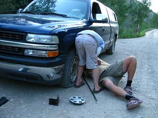 Oops! Tire Pop!