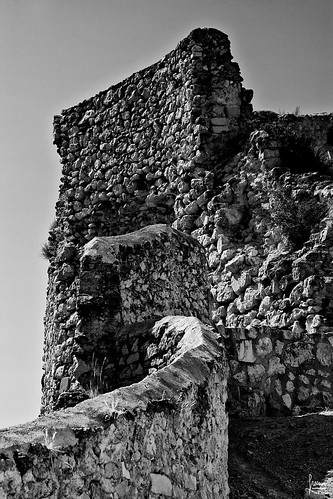 bw byn canon catalunya muralla castillo tarragona miravet templario freina franciscoreina