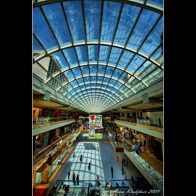 GALLERIA MALL (102F OUTSIDE)