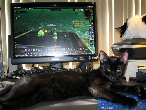 Giles and warcraft