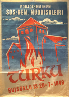 Poster Finland 1949