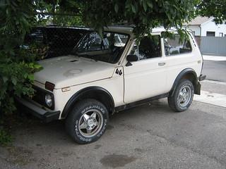1995 Lada Niva 1.7i Cossack