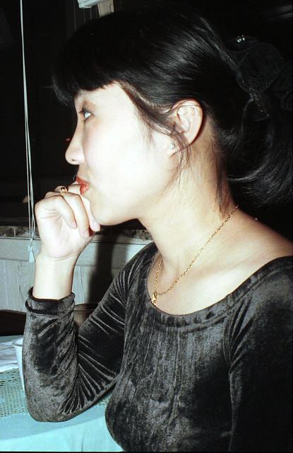 Sosing Philadelphia Black Dress 1997 002