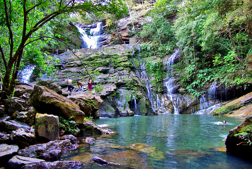 Cachoeiras do Rio Cocal - Riachão/MA